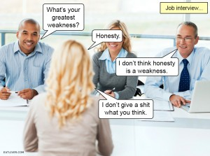 jobinterview-honesty